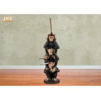 Buy cheap Toilet Paper Holder Antique Polyresin Statue Figurine Decorative Resin Monkey from wholesalers