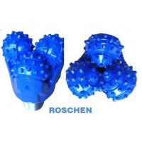 Buy cheap Mining Rotary Tricone Drill Bit , Tci Tricone Bit IADC Code 542 642 712 for Hard Rocks Drilling product