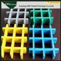 Buy cheap FRP Fiberglass Reinforced Plastic Grating For Stair Treads / Walkways / Drainage Cover product
