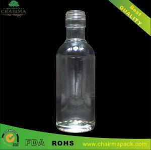 188ml Blown Glass Bottle for Vodka