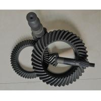 Buy cheap Transmission Parts Spiral Bevel Gear Crown Wheel And Pinion For NISSAN product