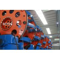 Buy cheap Wire Cable Making Planetary Stranding Machine , Electric Wire Manufacturing Machine product