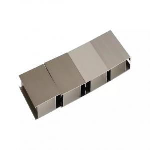 Buy cheap Porcelain 6063 T5 Anodized Aluminum Profiles For Doors product