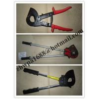 Buy cheap manufacture wire cutter,Cable cutter,Cable cutter with ratchet system product