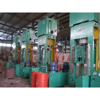 Buy cheap Large Capacity 400 Ton Hydraulic Extrusion Press For Mechanical Parts HY61 product