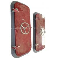 Buy cheap Marine A60 watertight door  Fire proof type door with Wheel type handles with ABS, BV certificate product