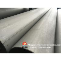 Buy cheap Stainless Steel Welded Pipes ASTM A312 TP304 TP304L TP304H TP321 TP316L ASTM from wholesalers