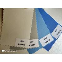 Buy cheap Bubble coating with silver Polyester black out fabric for roller blind product