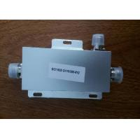 Buy cheap UHF 300-500MHz 6dB Directional Coupler Sliver Color With N Female Connectors product