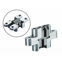 Buy cheap Self Closing Stainless steel Concealed Hinge with spring inside for Channel gate from wholesalers