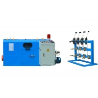 Buy cheap ф500 2mm Square Copper Wire Bunching Machine product