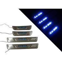 China Durable LED Door Sill Plate Trim Scuff Plate For Hyundai New Tucson 2009 IX35 on sale