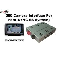 Buy cheap Ford Sync-G3 All Series 360 Degree Reverse Car Camera Interface product