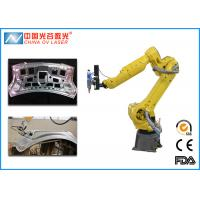 Buy cheap Fiber Stainless Steel 3D Laser Cutting Machine for Metal Decoration product