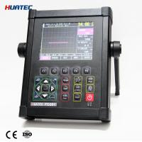 Quality Digital Ultrasonic Flaw Detector FD201 with 3 staff gauge Depth d , level  p , distance s for sale