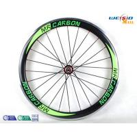 6061 T6 Aluminum Alloy Rim Bicycle Wheel / 24 Inch Road Bike Wheels Manufactures