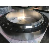 Buy cheap Steel Flanges ASME SA-182 Gr.F321H,FVC Forging,RTJ HB (Nut Stop),For Chemical from wholesalers