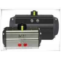 Buy cheap Automated Air Operated Valve Actuators For Ball Valve , Compact Rack & Pinion from wholesalers