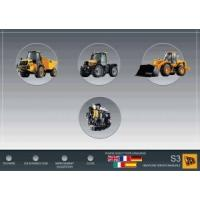 Buy quality Auto Diagnostics Software JCB Service Manuals Micro Excavator 2011Vertion at wholesale prices