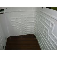Buy cheap High Precision Embossed Stucco Aluminium Sheet Alloy 1100 8011 For Refrigerator product