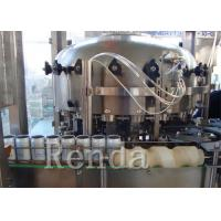 Buy cheap Glass Bottle PET Bottle Water Carbonated Drink Filling Machine 3.57KW 380V product