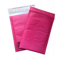Buy cheap Red Kraft Paper Padded Shipping Envelopes , Self Sealing Shipping Bubble Mailers product