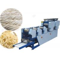 Buy cheap 300kg / H Automatic Chow Mein Making Machine , Durable Udon Maker Machine from wholesalers