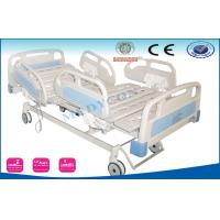 Buy quality Adjustable Electric Hospital Bed ABS Side Rails For Patient / Disabled at wholesale prices