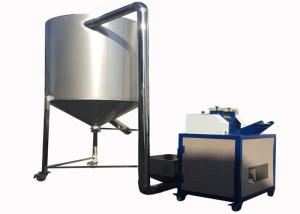 Buy cheap Zero Leakage Powder Conveying SS316L Mobile Tank product