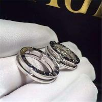 Bvlgari diamonds of couple ring 18kt  gold  with white gold or yellow gold