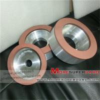 China Resin bonded CBN cup wheel for HSS tool-skype:julia1989869 on sale