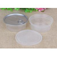 Buy cheap 180ml PP Products Custom Plastic Products Jelly Packaging Recyclable from wholesalers