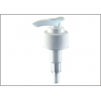 Buy cheap 28mm 28 410 Lotion Dispenser Pump With Smooth Ribbed Closures product