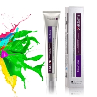 Buy cheap Salon Easy Coloring Hair Cream Permanent Cover grey hair Private Label 100ml from wholesalers
