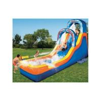 inflatable water slide/water slide games