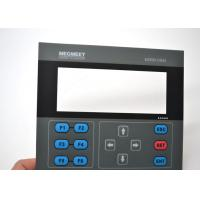 Buy cheap Dust Proof Metal Dome Membrane Switch With Embossed Tactile On The Top Layer product