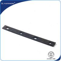 Buy cheap Customized Railway Fish Plate Joint For Railroad Track International Standard product