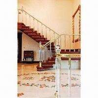Buy cheap Perspex Staircase, Customized Colors are Welcome from wholesalers
