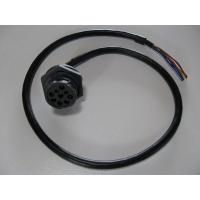 Buy cheap Black Threaded J1939 Cable For Diagnostic Devices , OEM ODM Service product