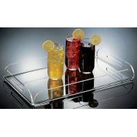 Buy cheap Unique Plexiglass Food Display Trays PMMA Transparent Fruit Stack Service Stand product