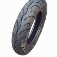 China 3.50-10 Motorcycle Tire, Various Materials and Sizes are Available on sale