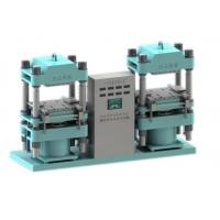 Buy cheap Drum Brake Machinery Producing Process Lines Pressure Molding product