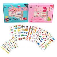 Buy cheap Body Beauty Small Baby Playing Toys Kids Tattoos With Customized Size product