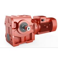 Buy cheap S helical worm gearboxes product