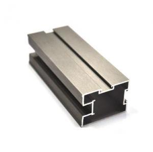 Buy cheap Wardrobe Sliding Door Frame 6063 Aluminium Edge Profile product