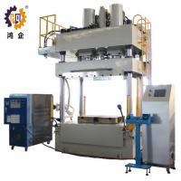 250T Customized Hydraulic Hot Press For Carbon Fiber And SMC Product