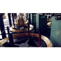Buy cheap 1000 mm/min Precision Wire Brass Casting Equipment 8000mt Yearly capacity product