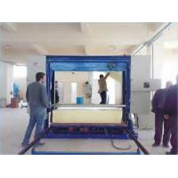 Buy cheap Customized Horizontal Foam Sponge Cutting Machine With Transducer , 8.14KW from wholesalers