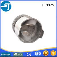 Agriculture diesel engine parts forged steel engine piston price CF1125 for sale