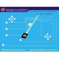 Buy cheap Thin Film Membrane Switch Keypad Touch Screen For Electronic Measuring Device product